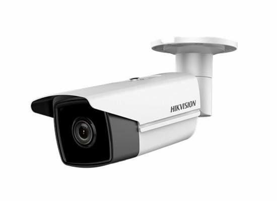 Hikvision DS-2CD2T85FWD-I8(B)(2.8mm) IP Bullet Kamera EXIR PoE Powered by Darkfighter